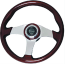 Uflex Alicudi Mahogany Steering Wheel