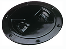 Sea-Dog 3371651 Screw Out Deck Plate, Black