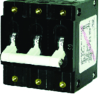 Blue Sea Systems Triple Pole AC Circuit Breaker, 50 Amp, White