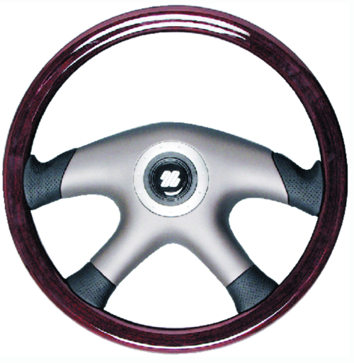 UFLEX Mahogany Steering Wheel