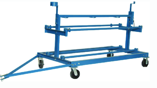 SHRINK WRAP DOLLY HD STEEL