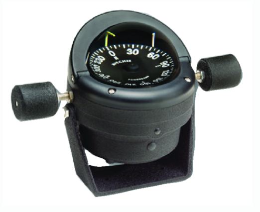 "Ritchie Navigator™ Steel Boat Compass, 3-3-4"" Power Damp dial"