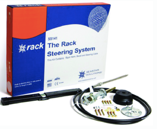 SeaStar Solutions The Rack Steering Kit, Single