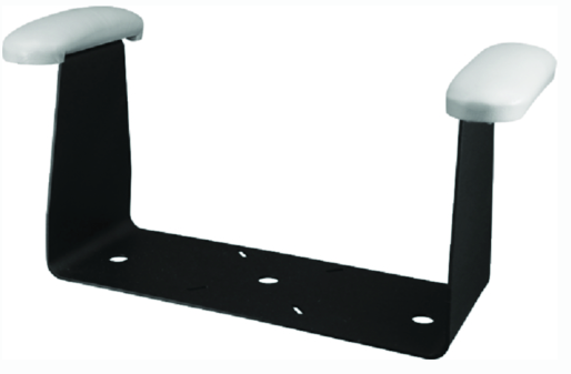 Tempress 90112 Deluxe Armrest Bracket With Pads, Grey