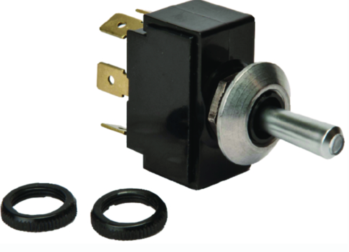Sierra Universal Tip Lit Illuminated Toggle Switch