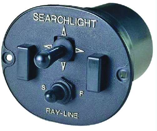 Jabsco Replacement Remote Control for Searchlight