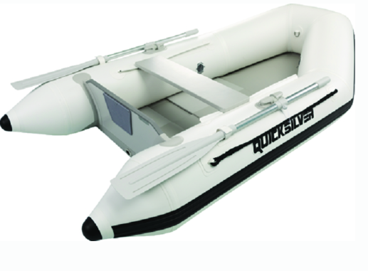 Quicksilver AA240159N Tendy 240, 2.4m Inflatable Boat w-Slatted Floor