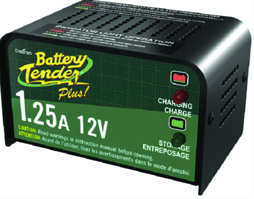 Battery Tender® Plus!