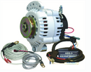 "Balmar Alternator Kit w-ARS Regulator, Temp Sensors, Single 1-2"" Pulley"