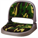 Proform Boat Seat w-Cushions, Olive-Camo