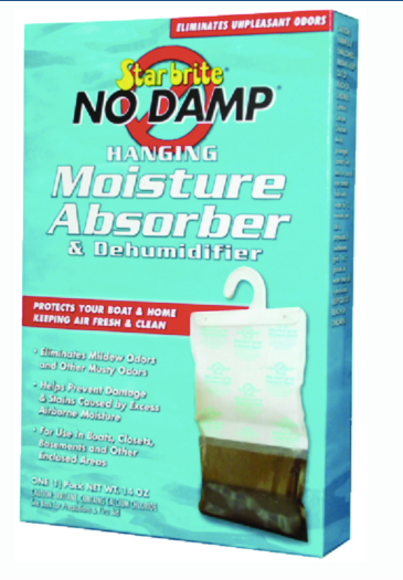 No Damp Hanging Moisture Absorber & Dehumidifier
