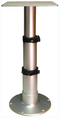 "Springfield 3-Stage 12-3-4""; 20""; 28"" Anodized Pedestal Set (Includes Square Tab"