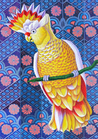 'Cockatoo' card
