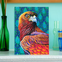 'Golden eagle' card