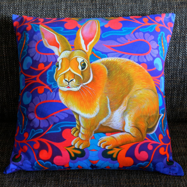 'Rabbit' cushion