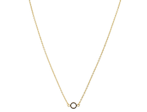 From Here to Eternity gold necklace