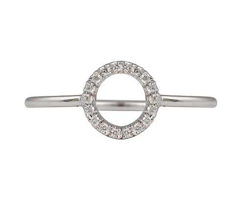 From Here to Eternity diamond ring