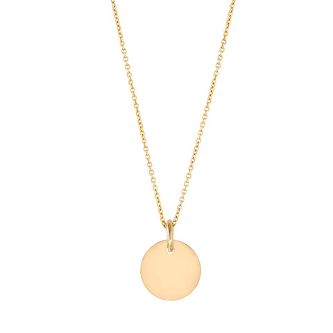 Ray of Light gold necklace