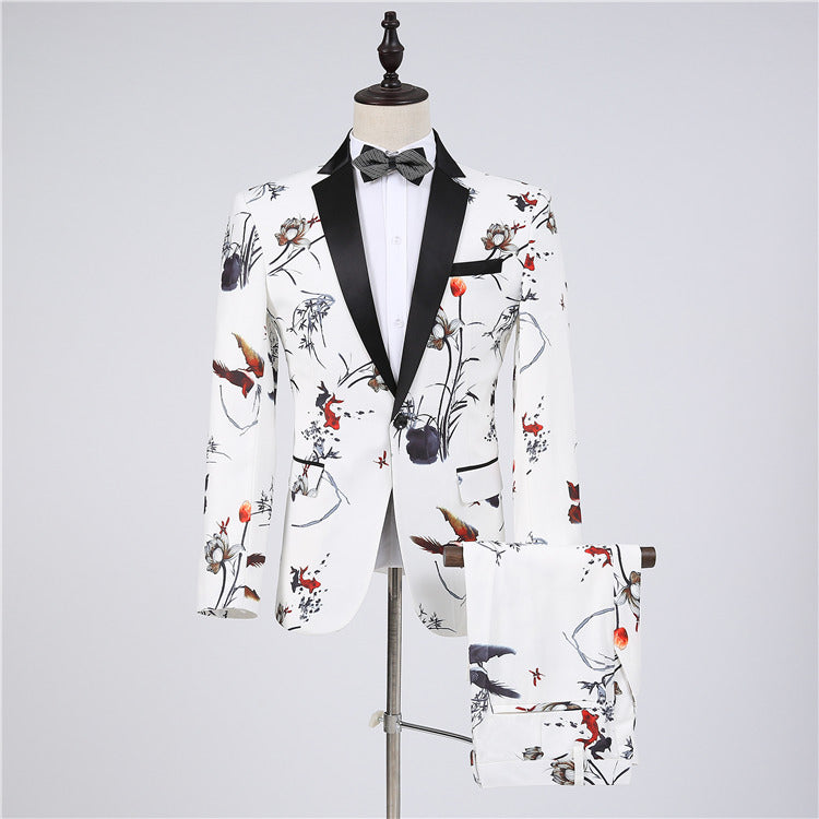 FOLOBE Fashion Designer Suit
