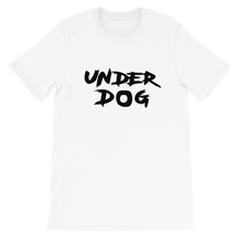 Load image into Gallery viewer, UNDERDOG Large Logo Short-Sleeve Unisex T-Shirt