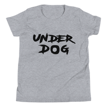 Load image into Gallery viewer, UNDERDOG Large Logo Youth Short Sleeve T-Shirt