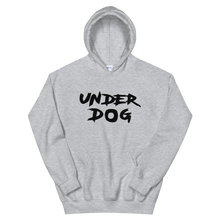 Load image into Gallery viewer, UNDERDOG Large Logo Unisex Hoodie