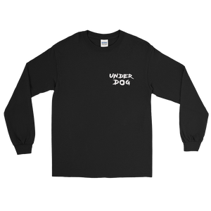 UNDERDOG Small Logo Men's Long Sleeve Shirt