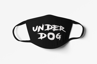 Official UNDERDOG 3-Layer Face Mask