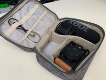 Load image into Gallery viewer, eTeknix Thicc Cable Organiser Bag