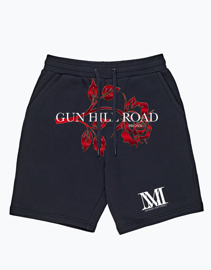 MICHAEL MATTHEWS GUN HILL ROAD ROSE SHORTS