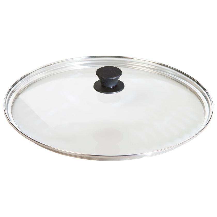 Glass Lid - 38cm (fits the large Wok)