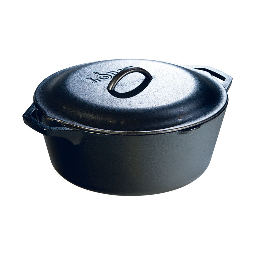Cast Iron Dutch Oven 6.6L