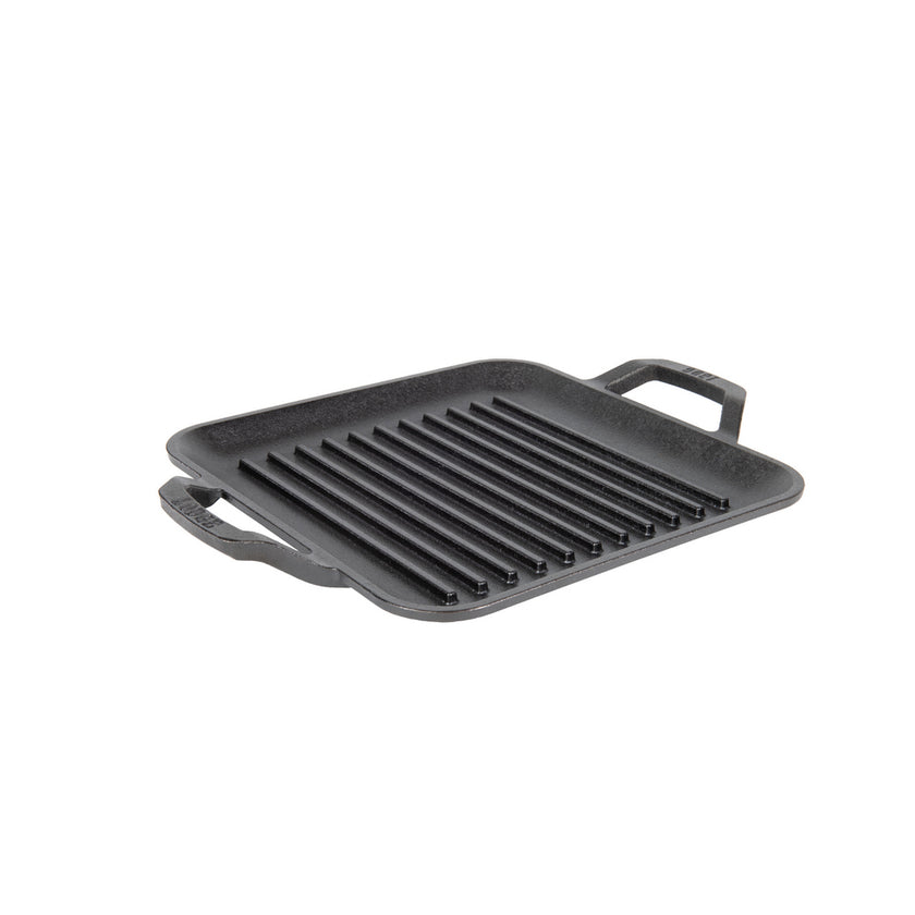 Cast Iron CHEF COLLECTION Square Grill Pan 28cm