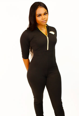 "RTPH ""GOLD DIAMOND"" JUMPSUIT"