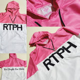 LADIES RTPH JACKET-PINK