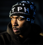 "RTPH ""ALL OVER"" BEANIE HAT"
