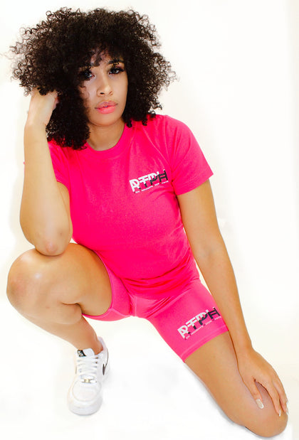 LADIES RTPH SHORT SET