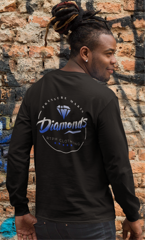 "RTPH ""DIAMONDS"" LONG SLEEVE T-SHIRT"