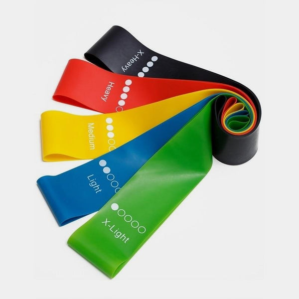 Rubber Resistance Bands - SportConveniently