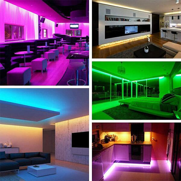 Strip LED Lights