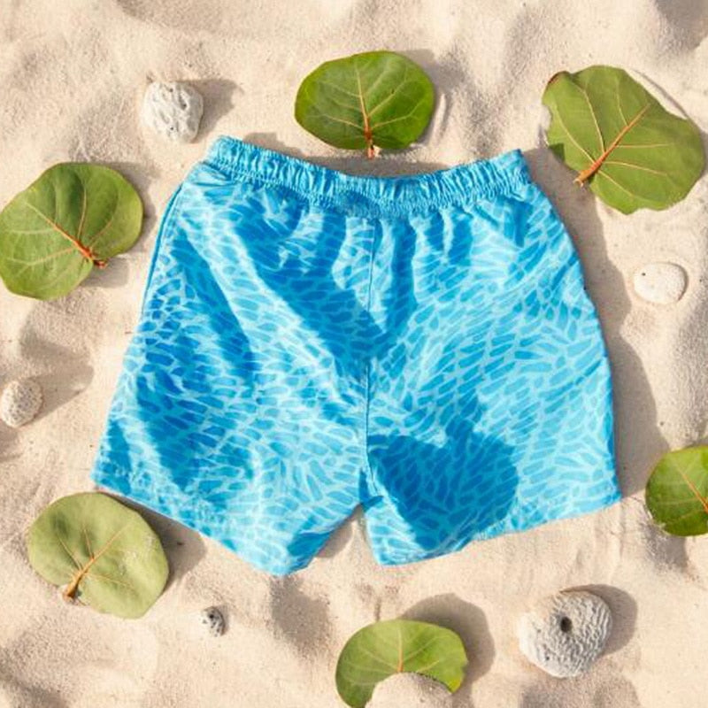 Color Changing Swimming Short