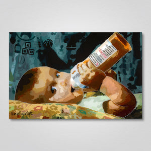"Acrylic Print: ""Mother's Milk"""