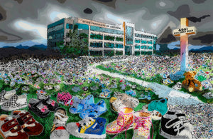 "Gallery Archival Paper Print: ""Shoes for Sale"""