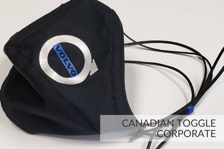 Corporate Logo - The Canadian Toggle