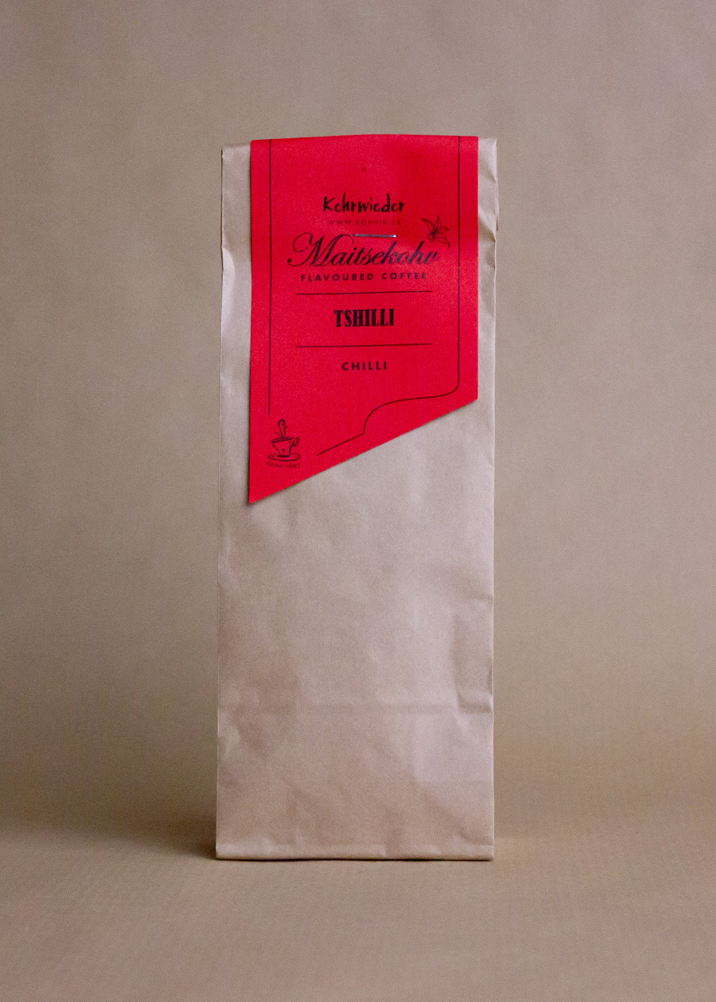 Kehrwieder Flavoured Coffee 'CHILLI'