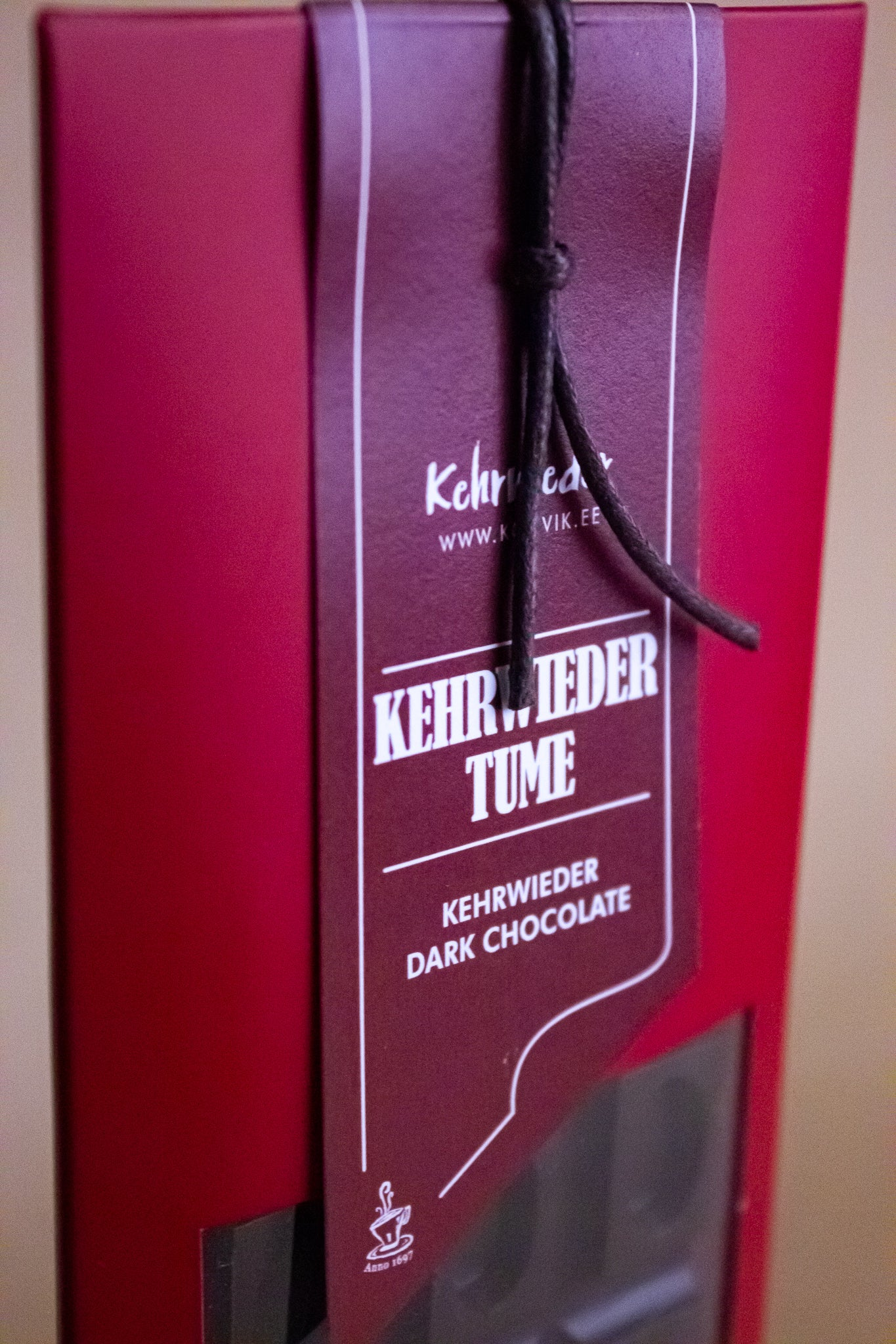 Kehrwieder Dark Chocolate
