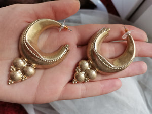 Beautiful bohemian earrings