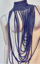 Load image into Gallery viewer, Retro body chain necklace