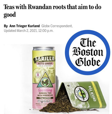 Featured in The Boston Globe