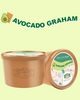 Avocado Graham (1.5L) - The Lost Bread Online